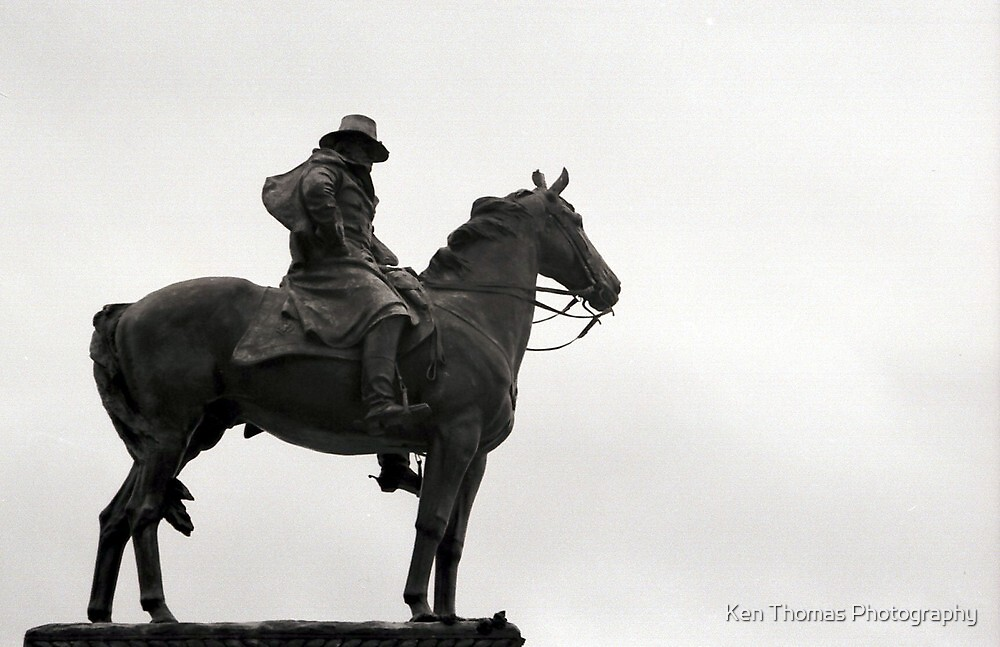 General Grant by Ken Thomas Photography