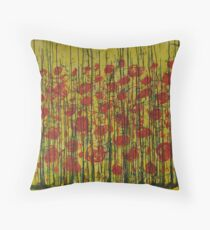 Rememberance day Throw Pillow