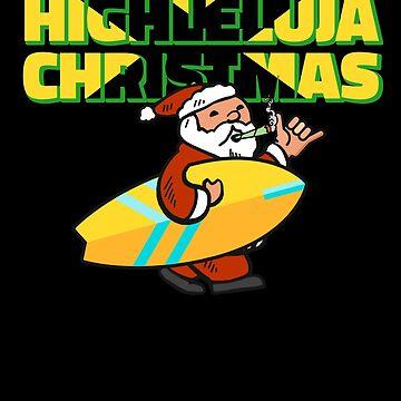 Highleluja Christmas Smoked Santa by hadicazvysavaca