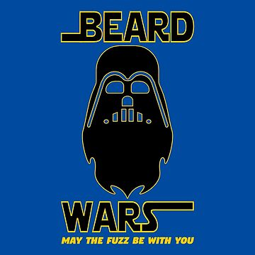 Beard Wars - May The Fuzz Be With You by ImageMonkey