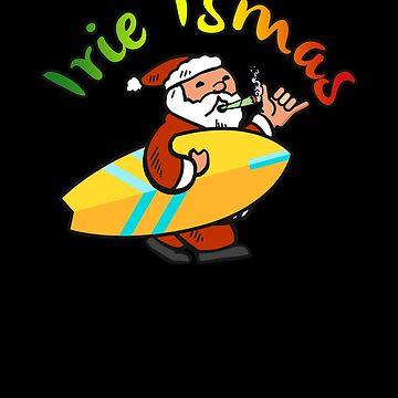 Irie Ismas Jamaican Santa Shaka by hadicazvysavaca