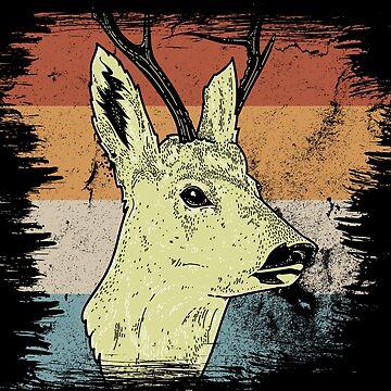 Deer cub by GeschenkIdee