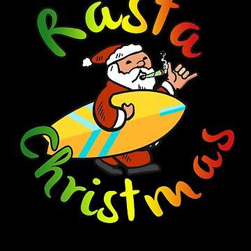 Rasta Christmas by hadicazvysavaca