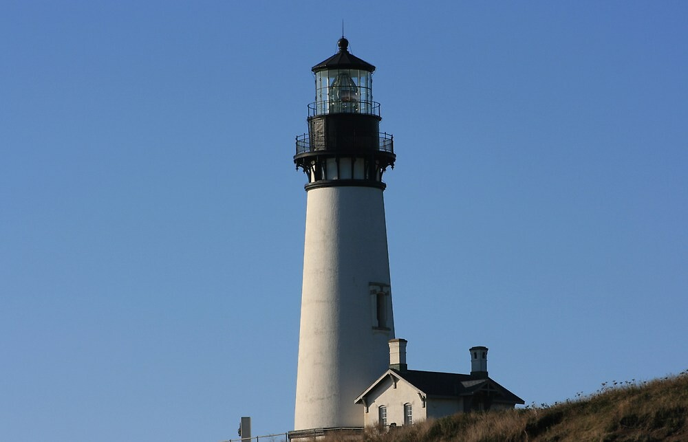 Yaquina Head Lighthouse by RobertW3