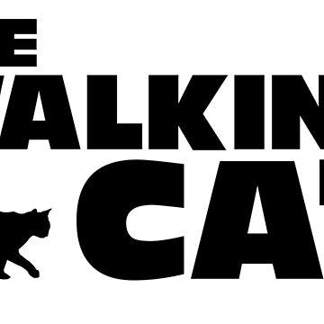 the walking Cat by muli84