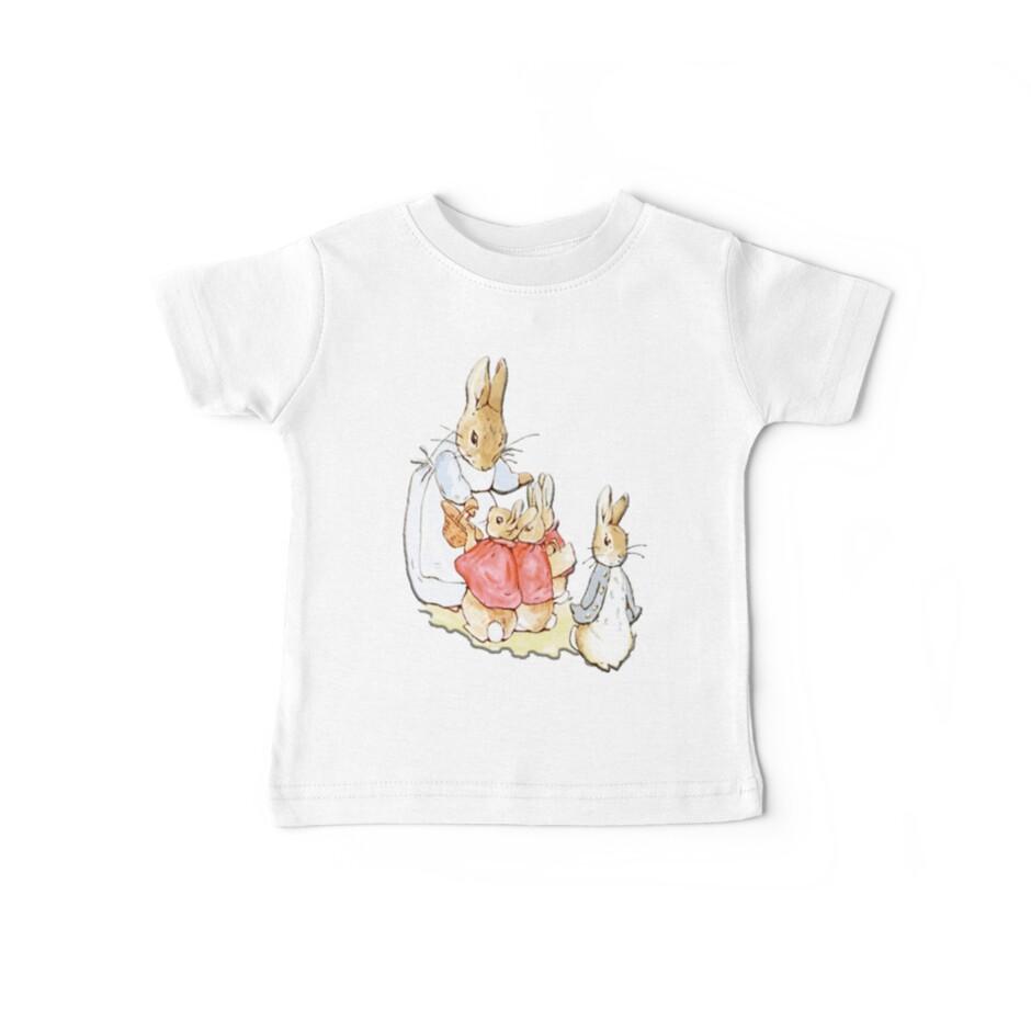 Nursery Characters, Peter Rabbit, Beatrix Potter  by TOM HILL - Designer