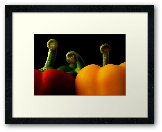 Three aliens by bsilvia