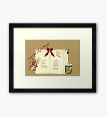 Christmas Season (#1) Framed Print