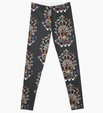 The Dude Abides Leggings