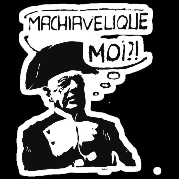 Machiavellian Me by Zehda