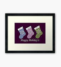 Christmas Season (#3) Framed Print