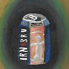 Irn Bru, old style can by AndiPi
