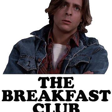 The Breakfast Club  by red-rawlo