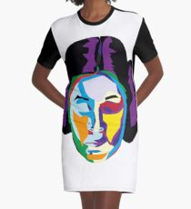 princess leia Graphic T-Shirt Dress