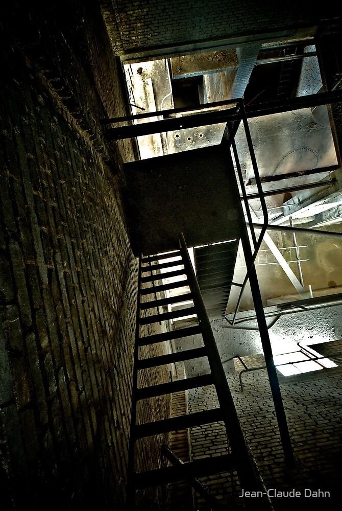 Vertigo by Jean-Claude Dahn