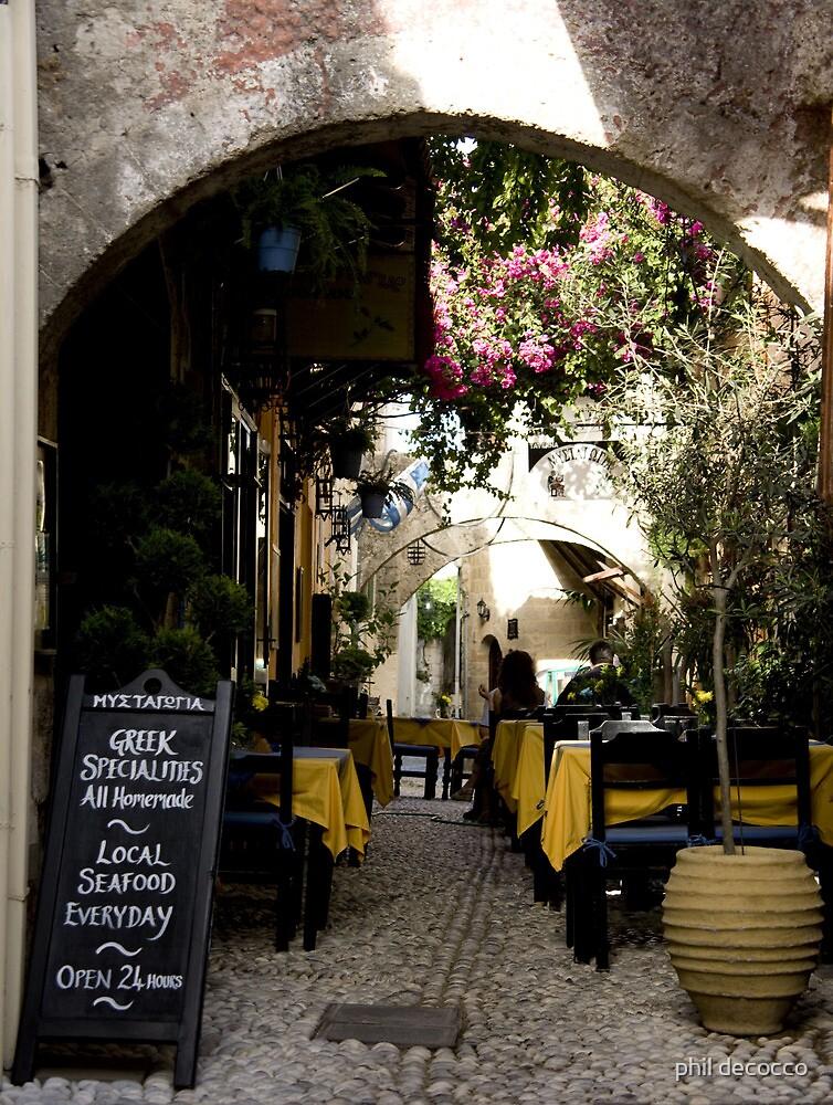 Greek Specialties by phil decocco