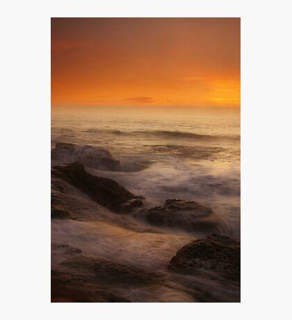 Misty Seas Photographic Print