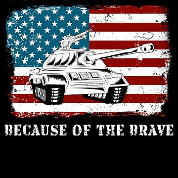 This is my Tank top American Flag Home of the Free Veteran Military Family Deployed Duty Forces support troops CONUS patriot serves country by bulletfast