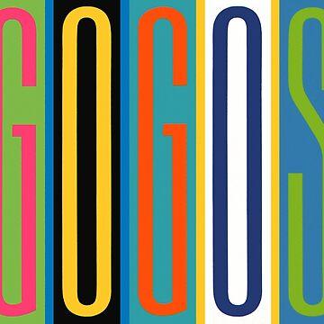 Go Gos by BlueMonday1982
