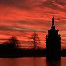 Sunrise Silhouette by Martin Griffett