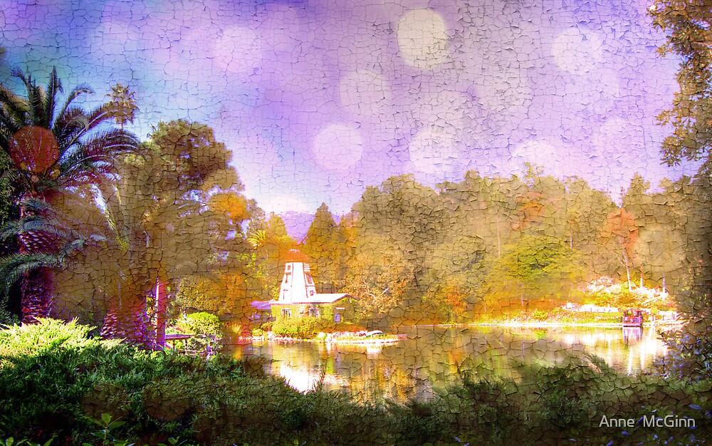 Dreamtime Windmill  by Anne  McGinn