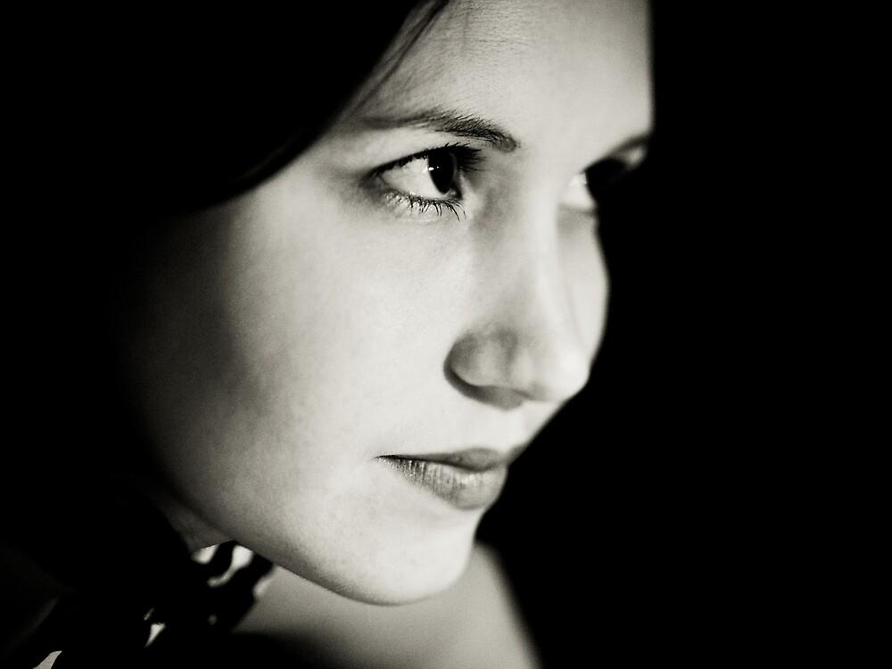 """""""Amanda"""" by Darrin Ballman"""