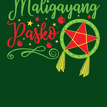 Filipino Christmas Maligayang Pasko by jaygo