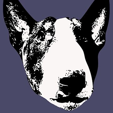 English Bull Terrier - Bullterier Christmas Gifts by DoggyStyles