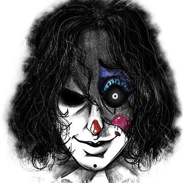 Mr. Partyface Portrait by doublemaximus