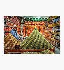 Jerusalem Spice Merchant  Photographic Print