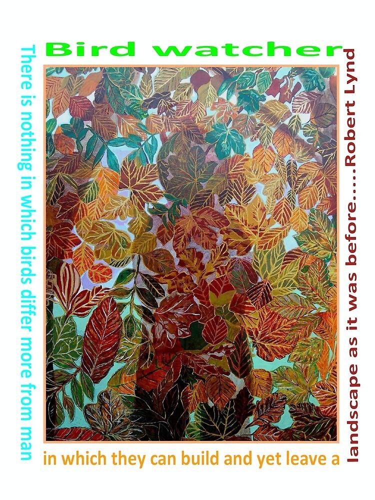 Hide, Wildlife Watchers by Sue Gould
