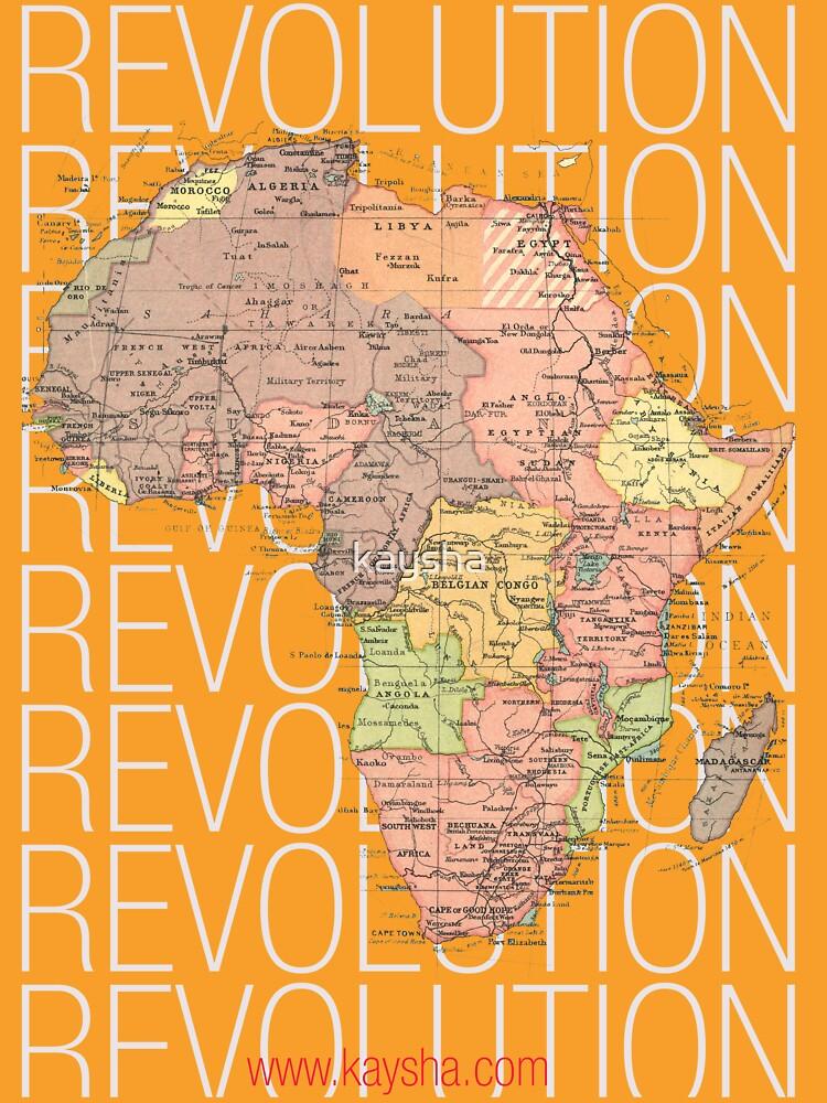 Revolution by kaysha