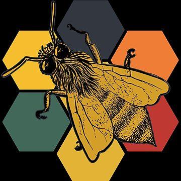 Bee queen by GeschenkIdee