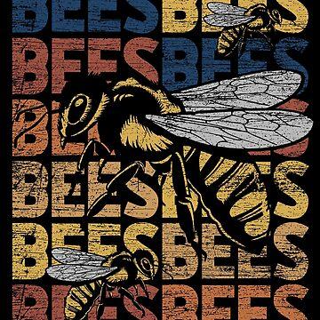 Bee honey by GeschenkIdee