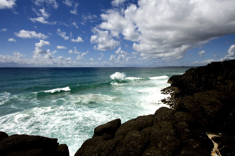 Beachscape IV by Chris Thornley