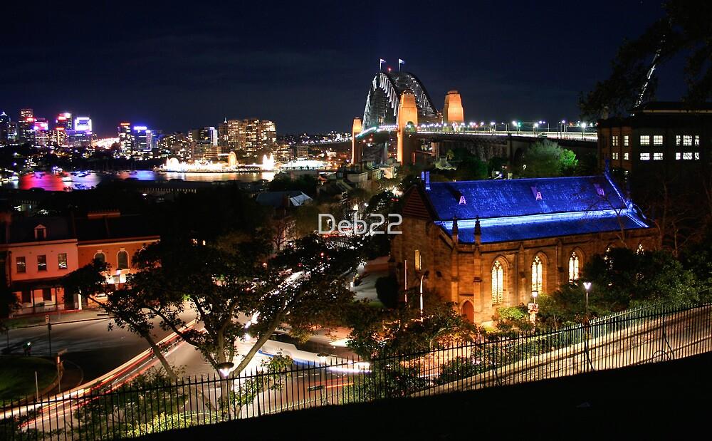 Sydney Harbour, Australia by Deb22