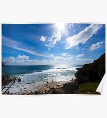 Beachscape VII Poster