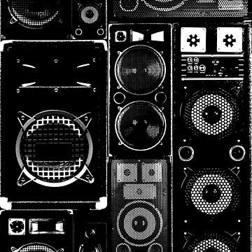 Music Speakers by johannbrangeon