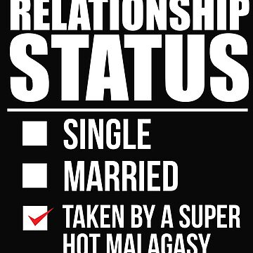 Relationship status taken by super hot Malagasy Madagascar Valentine's Day by losttribe