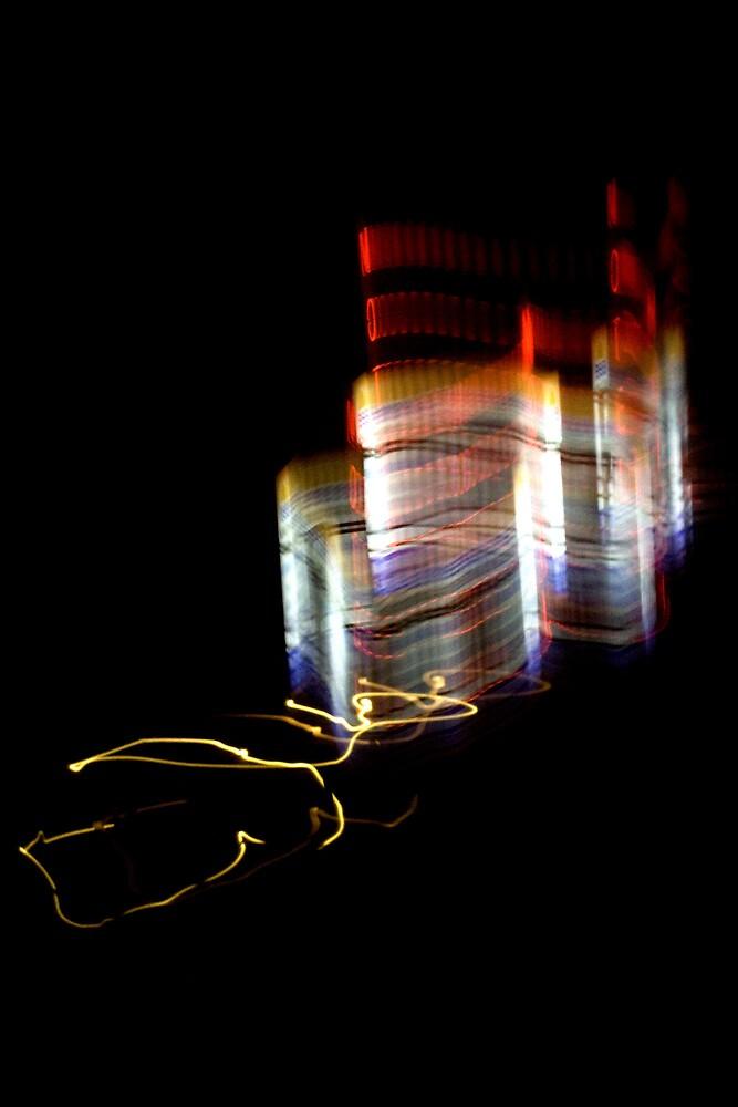 Night Lights III by Chris Thornley