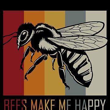 Bee animal lovers by GeschenkIdee