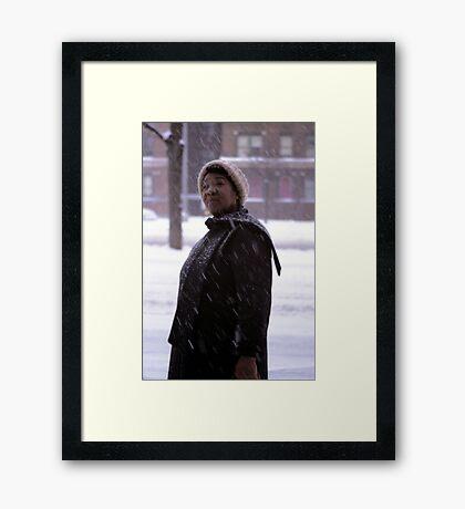 Enez Framed Print