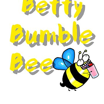 Betty Bumble Bee by Lobeboy