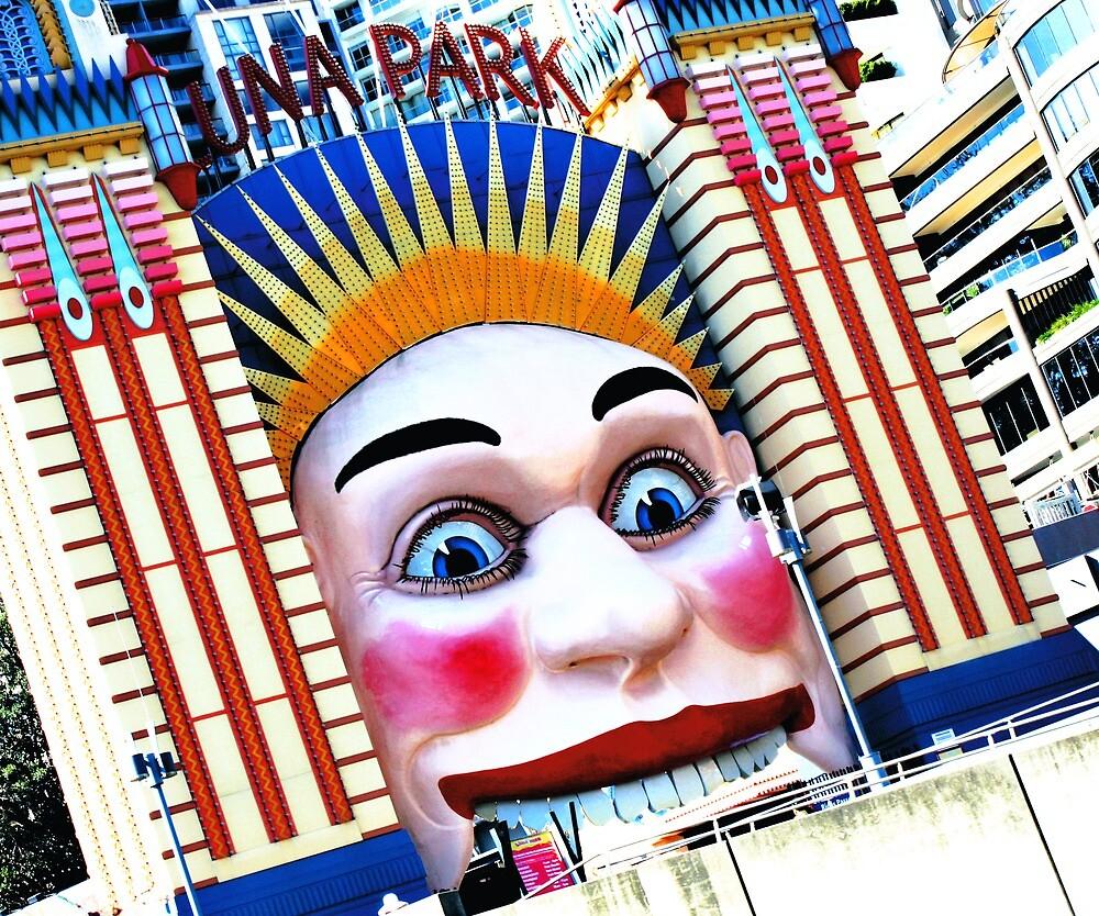 Luna Park - Sydney - Australia by kimsol