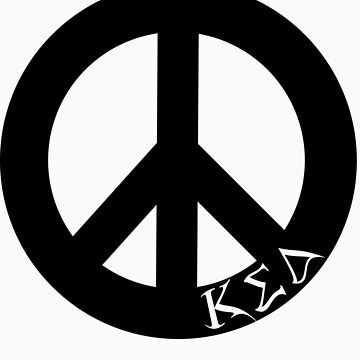 Kappa Sigma Delta Peace by SororityKelly