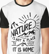 natural Graphic T-Shirt