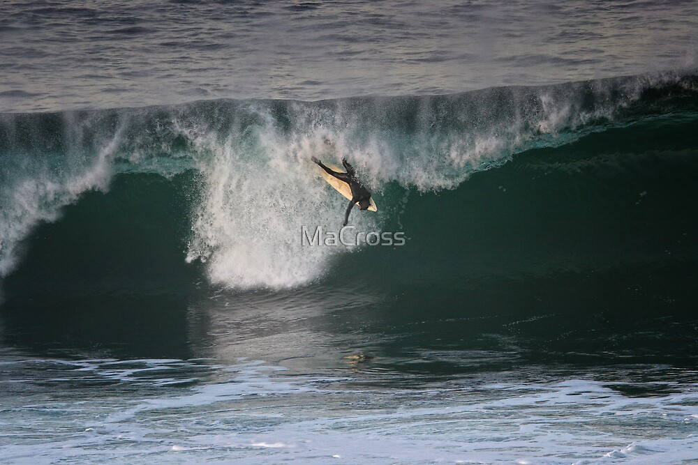 Wipeout by Martina Cross