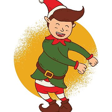 The Flossing Elf by Mommylife