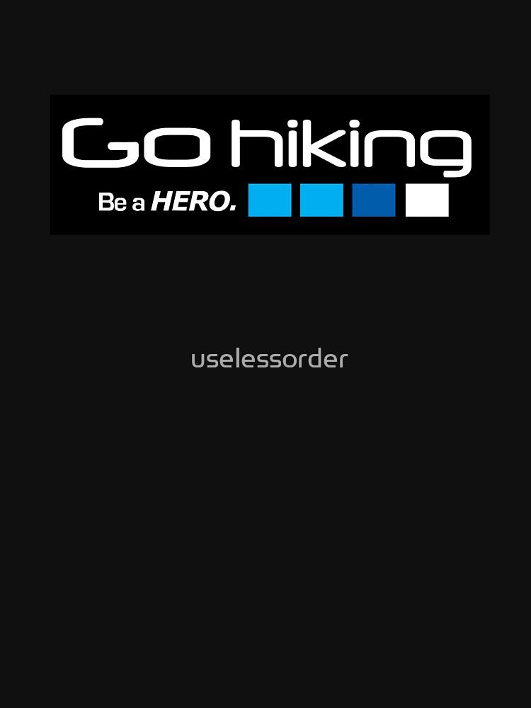 Excursionismo de uselessorder