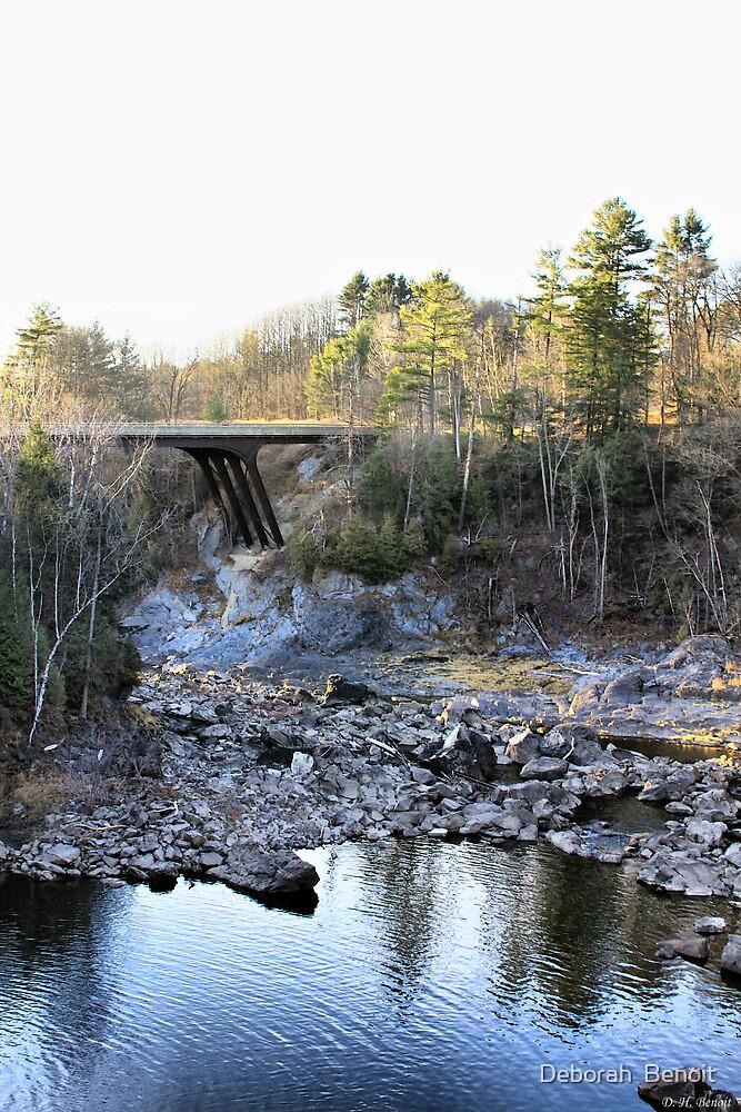The Bridge To Where by Deborah  Benoit
